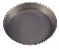 Samuel Groves 1817 Black Iron 1 5 Deep Pizza Pan 7 Dia 180mm Made in England