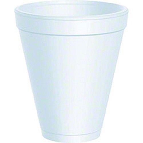 Saalfeld Redistribution White Foam Disposable Drinking Cup