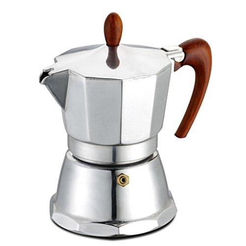 GAT Magnifica 3-cup Stovetop Espresso Maker