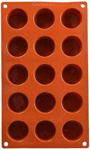 Matfer Bourgeat Gastro Flex Mini Muffin Mold Red