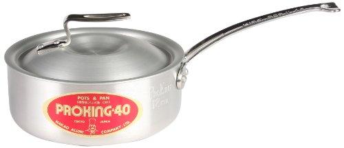 Professional King shallow saucepan 18cm with major ST handle