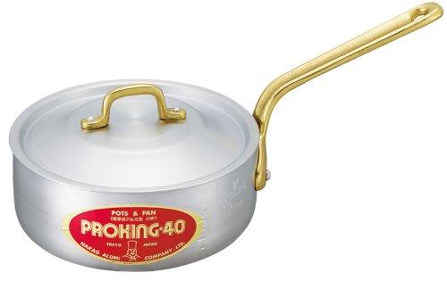 Professional King shallow saucepan 24cm with major PK-5