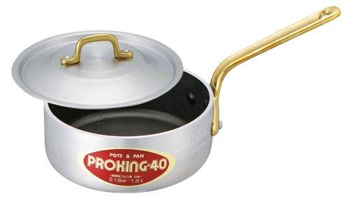 Professional King shallow saucepan  silk wear processing  24cm PK-6
