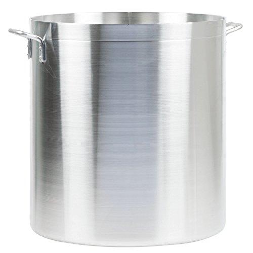 Standard Weight Aluminum Stock Pot Size 8 Qt