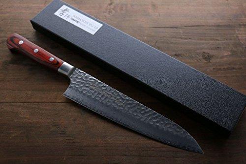 SAKAI TAKAYUKI VG10 33 LAYER DAMASCUS GYUTO JAPANESE CHEFS KNIFE 210MM