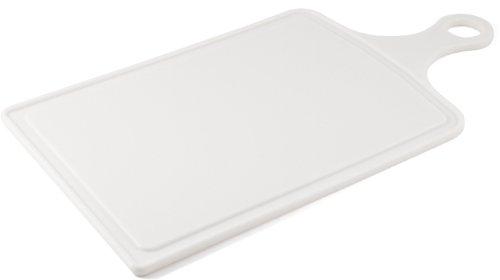 Farberware Paddle Cutting Board with Drain 9 X 17