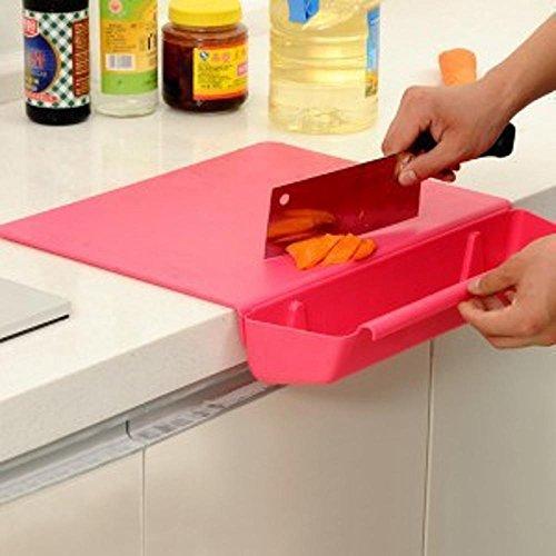 Daeou With slot antibacterial cutting board chopping board