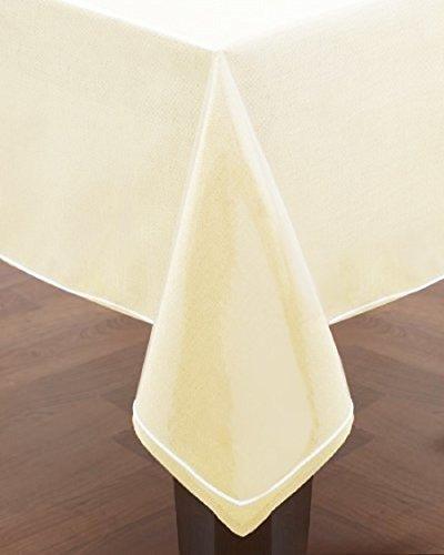 Elaine Karen Deluxe Collection Duty Tablecloth Protector Oblong 60 X 108