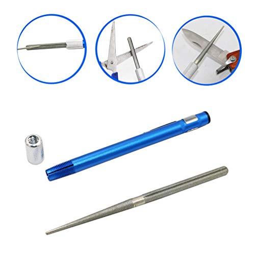 TOPBATHY 1 Pc Multifunctional Sharpening Sharpener Durable Pocket Premium Portable Sharpening Kit Knife Sharpening Stone