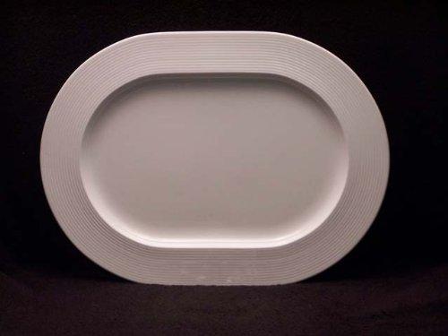Vera Wang China Antibes Platter Large