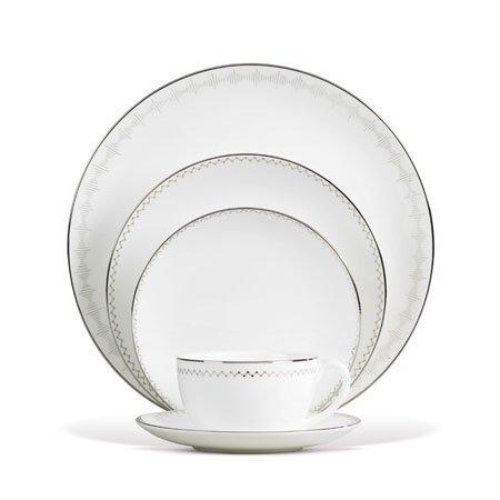 Vera Wang China Vera Notions Rim Soup Plate - 9