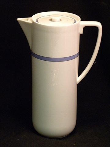 Wedgwood Vera Wang Riviera China Coffee Pot 12 Liter 8 Cup