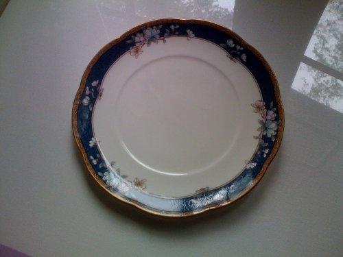 Noritake Sandhurst 9742 Pattern Bone China Bread and Butter Plate
