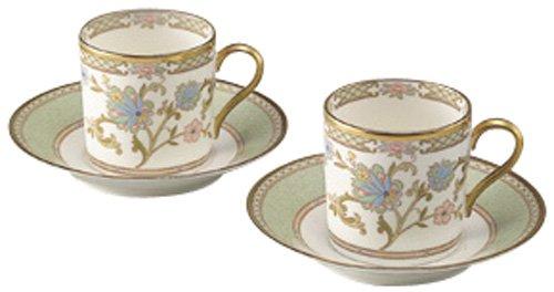 Noritake bone china tea and coffee Yoshino bowl dish pair set Y69879983 japan import