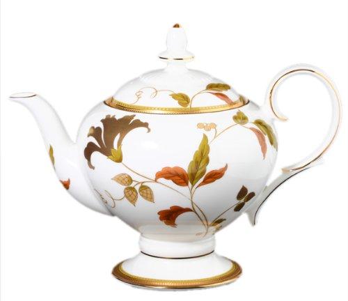 Noritake bone china teapot Ira T50723A4885 japan import