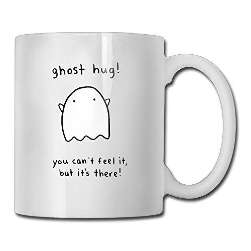 Ghost Hug Customize Coffee Mug