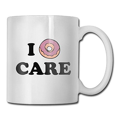 I Donut Care Customize Coffee Mug