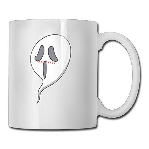 Shy Ghost Customize Coffee Mug