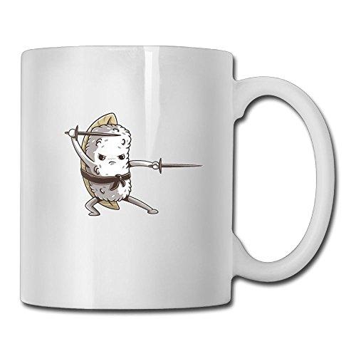 Sushi Swordsman Customize Coffee Mug