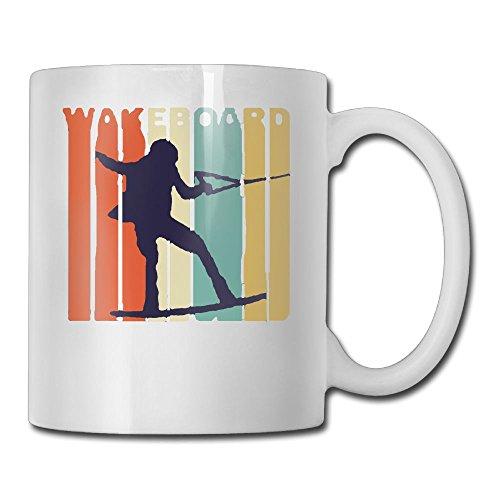 Wakeboard Customize Coffee Mug