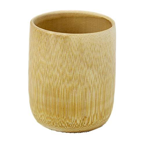 Handmade Wooden Mug Handmade Tea Cup Wooden Drinking Cup Coffee Mug Breakfast Beer Milk Japanese Wooden Tea Cup Classical Wooden Drinking Cup Sendk