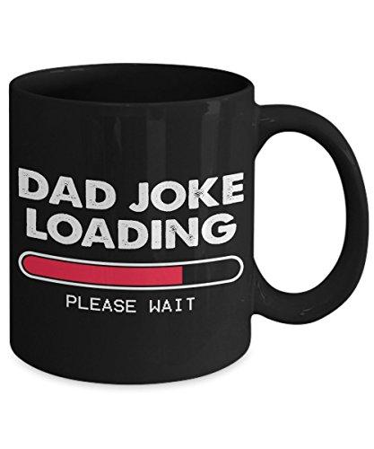 Dad Joke Loading Funny Joker Father Coffee Mug