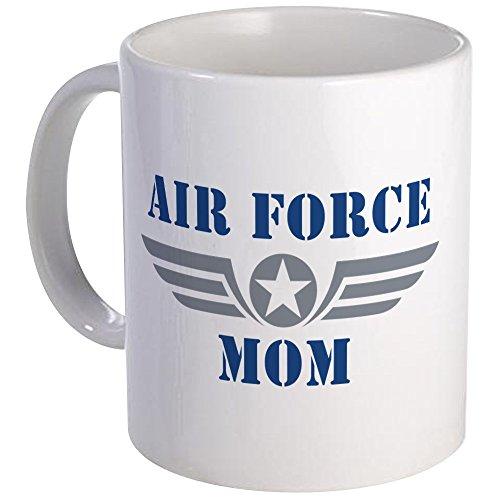 CafePress - Air Force Mom Mug - Unique Coffee Mug Coffee Cup