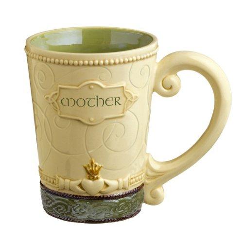 Grasslands Road Irish Mother Mug Cup Ceramic Celebrating Heritage 13 ounces