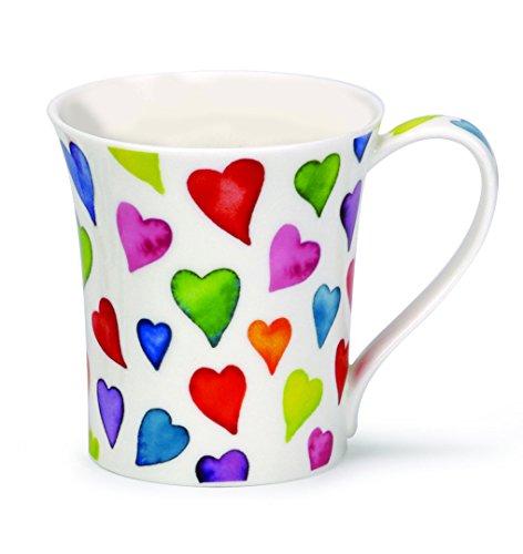 Dunoon Jura Warm Hearts Mug 71 Oz