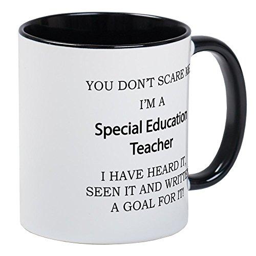 CafePress - Special Education Teacher Mugs - Unique Coffee Mug Coffee Cup