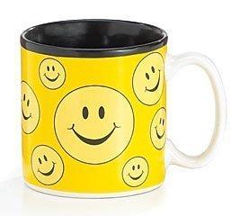 1 X Smile Face Mug