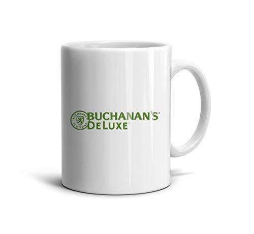 zoyozoyu Buchanans-Logo Travel Mugs Fashion Office Women Best Friend Cups 11 Oz