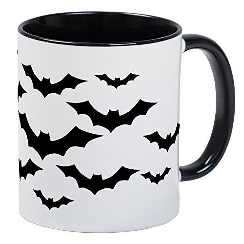 CafePress - Bats Mug - Unique Coffee Mug Coffee Cup