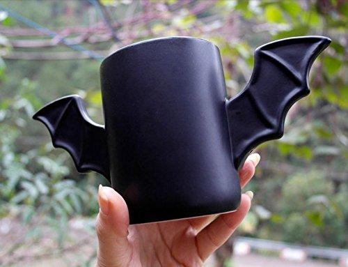 Creative Cool Bat Mug Ceramic Coffee Mug Cup Gift