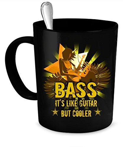 Bass Guitar Coffee Mug 11 oz