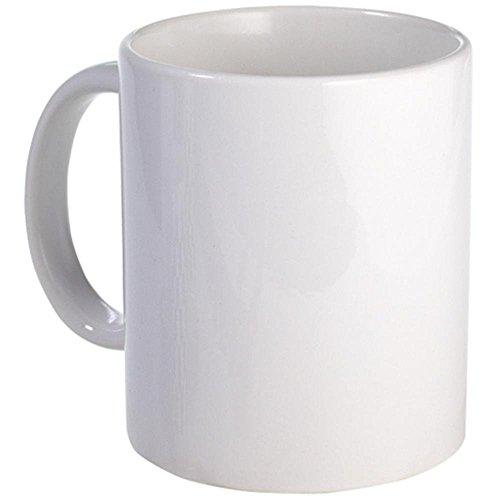 11 ounce Mug - I Heart My Wifes Boobs Mug - S White