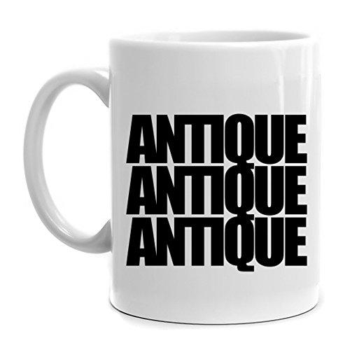 Eddany Antique three words Mug