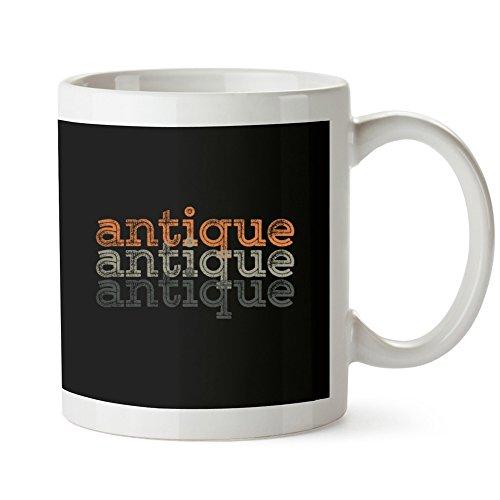 Idakoos - Antique repeat retro - Cities - Mug