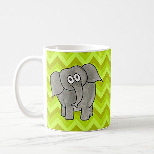Zazzle Elephant Travel Mug White Classic Mug 11 oz