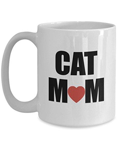Funny Cat Gifts - Cat Coffee Mug - Cat Dad Mug - Cat Mom