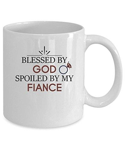 Fiance Coffee Mug 15 oz Fiance gift