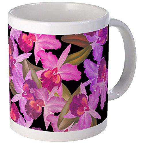 CafePress - Orchid Flowers Mugs - Unique Coffee Mug Coffee Cup
