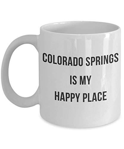 Best Colorado Springs Mug Funny Colorado Springs Gift Colorado Springs Friend Gift Colorado Springs Cup Colorado Springs Present Funny Colorado Mug Co