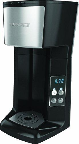 Black Decker CM620B Programmable Single Serve Coffee Maker Black