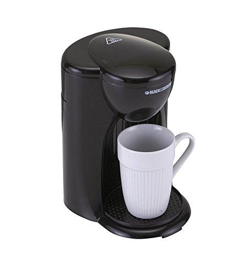 Black Decker DCM25-B5 1 Cup Coffee Maker 220-240 Volts 50Hz Export Only