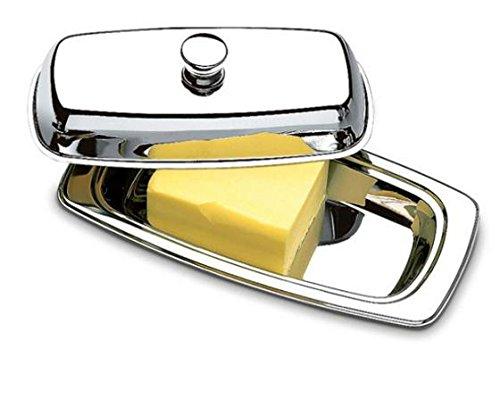 BRINOX Atina Butter Dish Stainless Steel