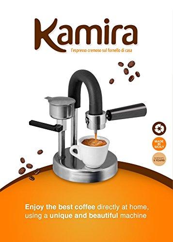 KAMIRA Moka Express 12 Cups Stovetop Espresso Maker THE PERFECT CHRISTMAS PRESENT