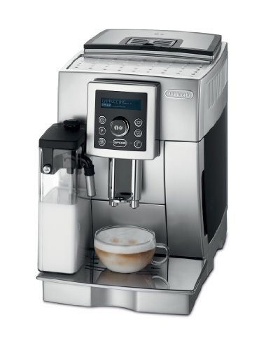 DeLonghi ECAM23450SL Superautomatic Espresso Machine Silver