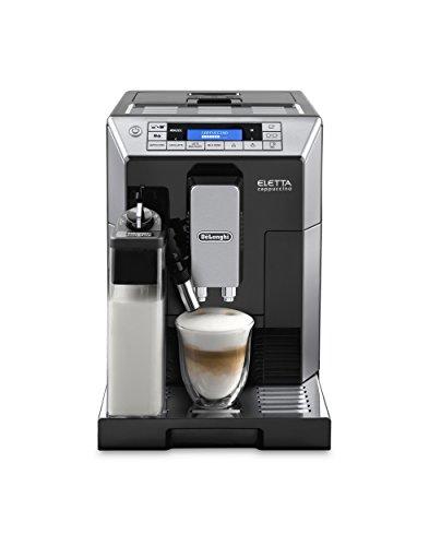 Delonghi ECAM45760B Digital Super Automatic Espresso Machine with Latte Crema System Black