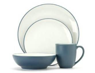 Noritake Colorwave Salad Plate Blue